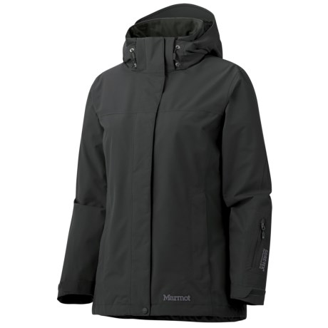 Marmot Palisades Gore-Tex® Performance Shell Jacket - Waterproof (For Women) in Black