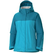 Marmot Palisades Gore-Tex® Performance Shell Jacket - Waterproof (For Women) in Blue Sea/Mosaic Blue - Closeouts