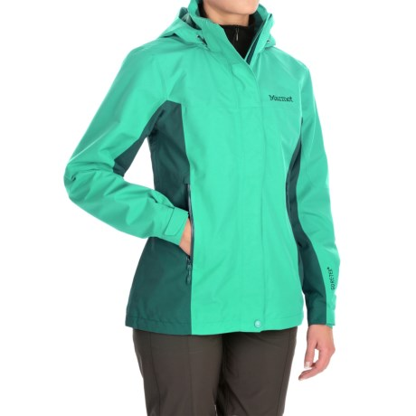Marmot Palisades Gore-Tex® Performance Shell Jacket - Waterproof (For Women) in Celtic/Deep Teal