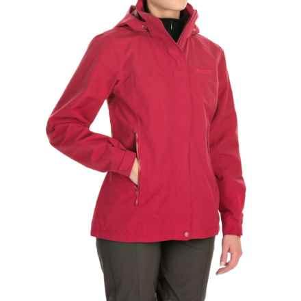 Marmot Palisades Gore-Tex® Performance Shell Jacket - Waterproof (For Women) in Dark Raspberry - Closeouts