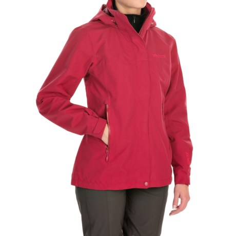 Marmot Palisades Gore-Tex® Performance Shell Jacket - Waterproof (For Women) in Dark Raspberry