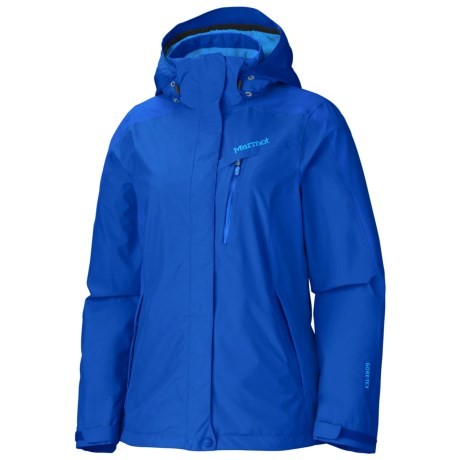Marmot Palisades Gore-Tex® Performance Shell Jacket - Waterproof (For Women) in Gem Blue