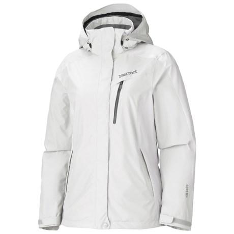Marmot Palisades Gore-Tex® Performance Shell Jacket - Waterproof (For Women) in Glacier Grey