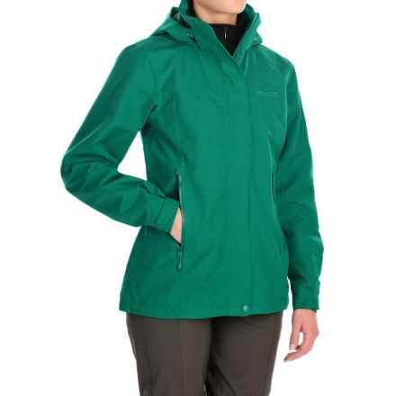 Marmot Palisades Gore-Tex® Performance Shell Jacket - Waterproof (For Women) in Green Garnet - Closeouts
