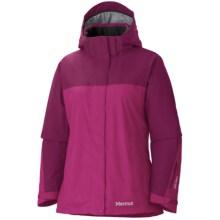 Marmot Palisades Gore-Tex® Performance Shell Jacket - Waterproof (For Women) in Lipstickdark Rose - Closeouts