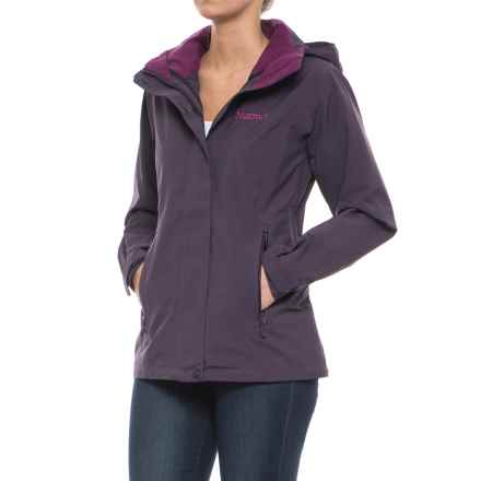 Marmot Palisades Gore-Tex® Performance Shell Jacket - Waterproof (For Women) in Nightshade - Closeouts