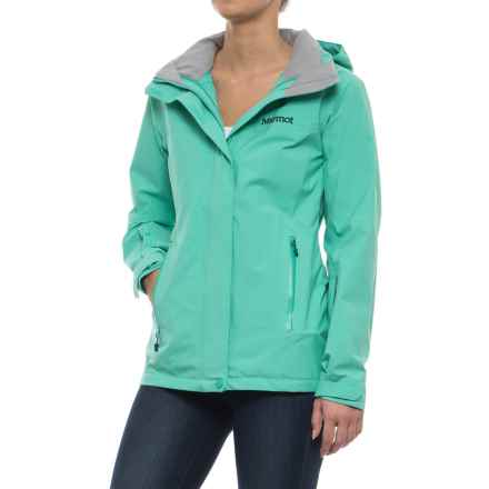 Marmot Palisades Gore-Tex® Performance Shell Jacket - Waterproof (For Women) in Waterfall - Closeouts