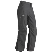 Marmot Palisades Gore-Tex® Performance Shell Pants - Waterproof (For Men) in Dark Granite - Closeouts