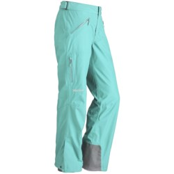 Marmot Palisades Gore-Tex® Performance Shell Pants - Waterproof (For Women) in Aquamarine