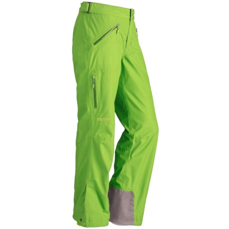 Marmot Palisades Gore-Tex® Performance Shell Pants - Waterproof (For Women) in Citrus