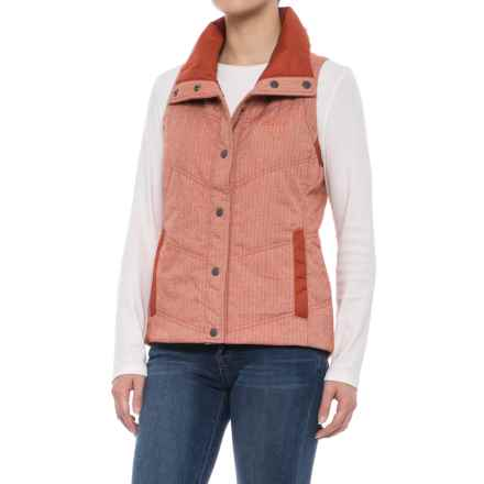 Marmot Peyton Reversible Vest - UPF 50, Insulated (For Women) in Fox/Fox - Closeouts