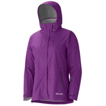 Marmot Phoenix Jacket - Waterproof (For Women) in Bright Berry - Closeouts