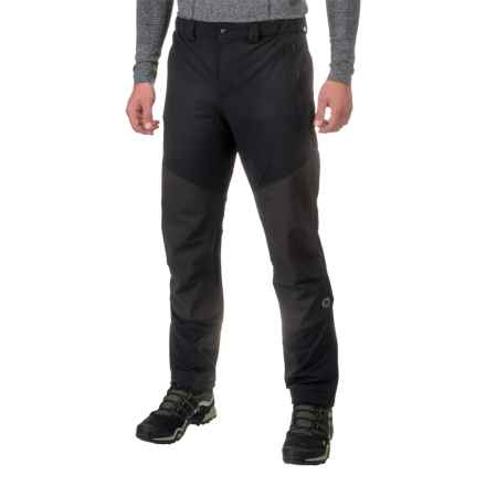Marmot Pillar Pants (For Men) in Black - Closeouts