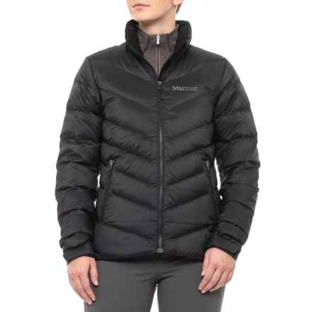 Marmot Pinecrest Jacket - Insulated, 600 Fill Power (For Women) in Black - Closeouts