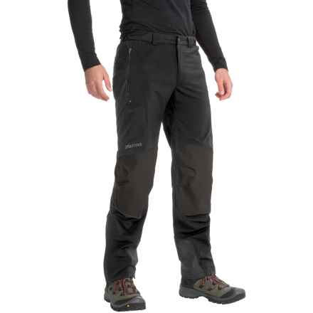 Marmot Pingora Pants (For Men) in Black - Closeouts