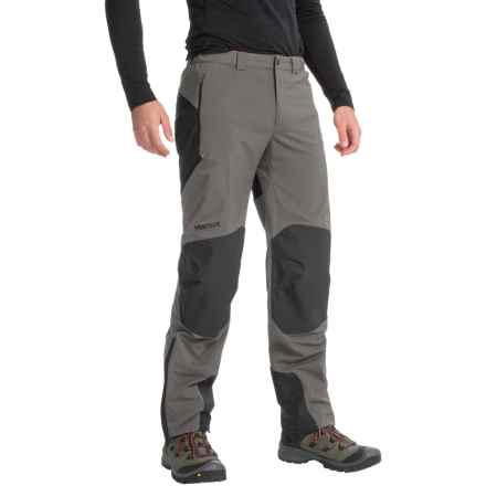 Marmot Pingora Pants (For Men) in Cinder - Closeouts