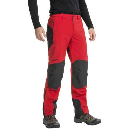 Marmot Pingora Pants (For Men) in Team Red - Closeouts