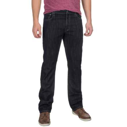 Marmot Pipeline Jeans - Relaxed Fit (For Men) in Black - Closeouts