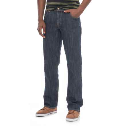 Marmot Pipeline Jeans - Relaxed Fit (For Men) in Dark Indigo - Closeouts