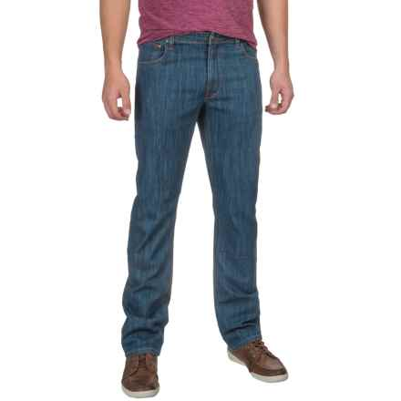 Marmot Pipeline Jeans - Relaxed Fit (For Men) in Vintage Blue - Closeouts