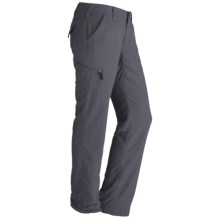 Marmot Piper Pants - UPF 50, Flannel Lining (For Women) in Dark Steel - Closeouts