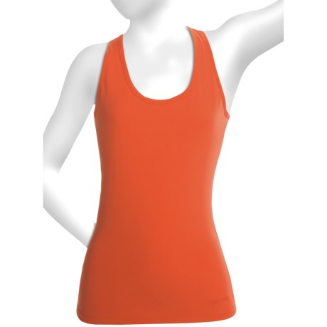 Marmot Pivotal Tank Top - UPF 50 (For Women) in Cayenne