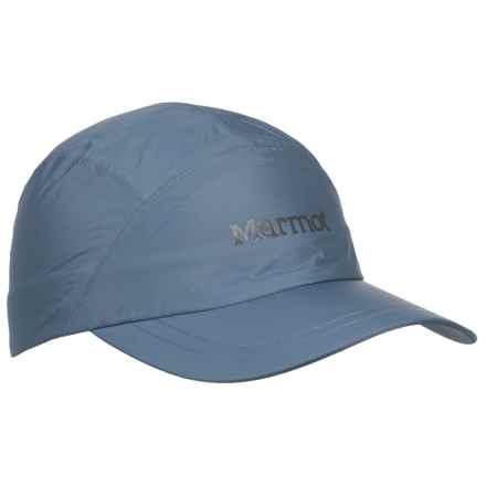 Marmot Precip Baseball Cap (For Men) in Storm Cloud - Closeouts