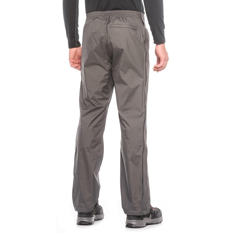 cb57502559b Marmot Full Zip Precip Pants - Collections Pants Photo ...