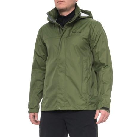 5d869f9a883 Marmot PreCip® Jacket - Waterproof (For Men) in Bomber Green