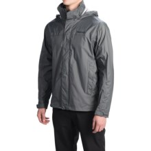 Marmot PreCip® Jacket - Waterproof (For Men) in Cinder - Closeouts