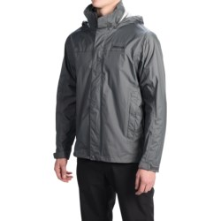 Marmot PreCip® Jacket - Waterproof (For Men) in Cinder