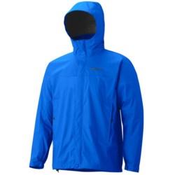 Marmot PreCip® Jacket - Waterproof (For Men) in Forest