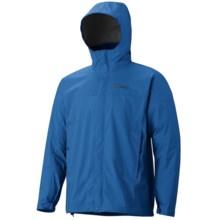 Marmot PreCip® Jacket - Waterproof (For Men) in Peak Blue - Closeouts
