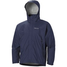 Marmot PreCip® Jacket - Waterproof (For Men) in Tempest - Closeouts