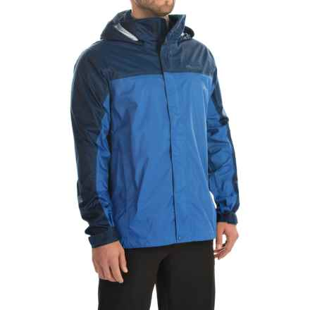 Marmot PreCip® Jacket - Waterproof (For Men) in True Blue/Arctic Navy - Closeouts
