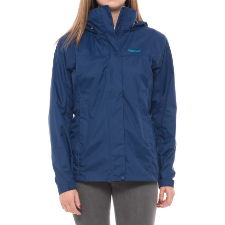 Marmot PreCip® Jacket - Waterproof (For Women) in Artic Navy edd55ae055