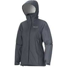 Marmot PreCip® Jacket - Waterproof (For Women) in Dark Steel - Closeouts