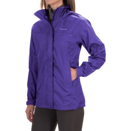 Marmot PreCip® Jacket - Waterproof (For Women) in Gemstone