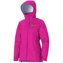 Marmot PreCip® Jacket - Waterproof (For Women) in New Lipstick - Closeouts
