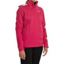 Marmot PreCip® Jacket - Waterproof (For Women) in Raspberry - Closeouts