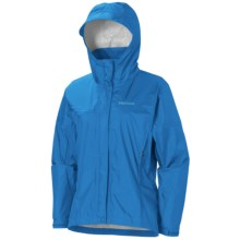 Marmot PreCip® Jacket - Waterproof (For Women) in Skyline Blue - Closeouts