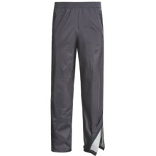 Marmot PreCip® Pants - Waterproof (For Men) in Dark Charcoal - Closeouts