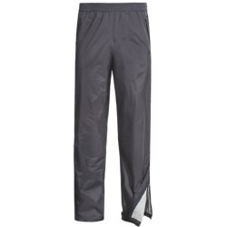Marmot PreCip® Pants - Waterproof (For Men) in Dark Charcoal