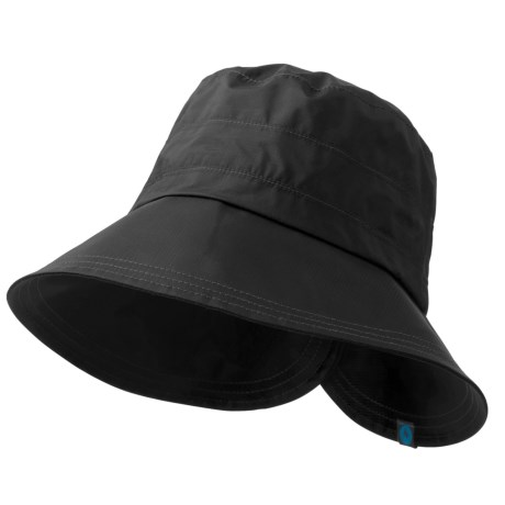 Marmot PreCip® Petal Hat - Waterproof (For Women) in Black