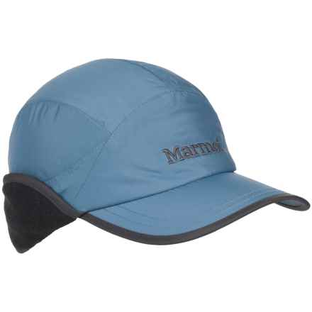 Marmot PreCip® PrimaLoft® Baseball Cap - Insulated (For Men) in Storm Cloud - Closeouts