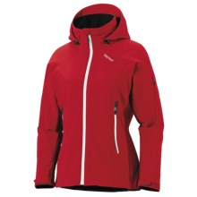 Marmot Pro Tour Jacket - Soft Shell (For Women) in Team Red - Closeouts