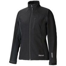 Marmot Prodigy Windstopper® Jacket (For Women) in Black - Closeouts