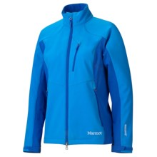 Marmot Prodigy Windstopper® Jacket (For Women) in Blue Bay/Gem Blue - Closeouts