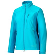 Marmot Prodigy Windstopper® Jacket (For Women) in Sea Breeze/Aqua Blue - Closeouts