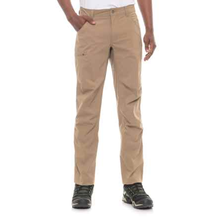 Marmot Quarry Pants - UPF 50 (For Men) in Desert Khaki - Closeouts